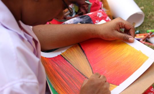 Painting & Quiz